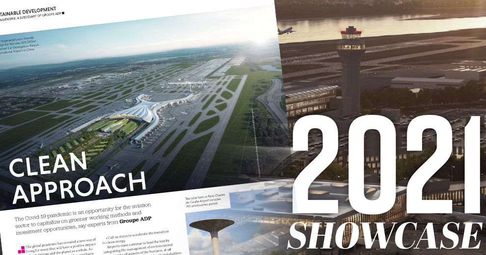 ADP Ingénierie presents its sustainable approach in the Passenger Terminal World Annual Showcase 2021