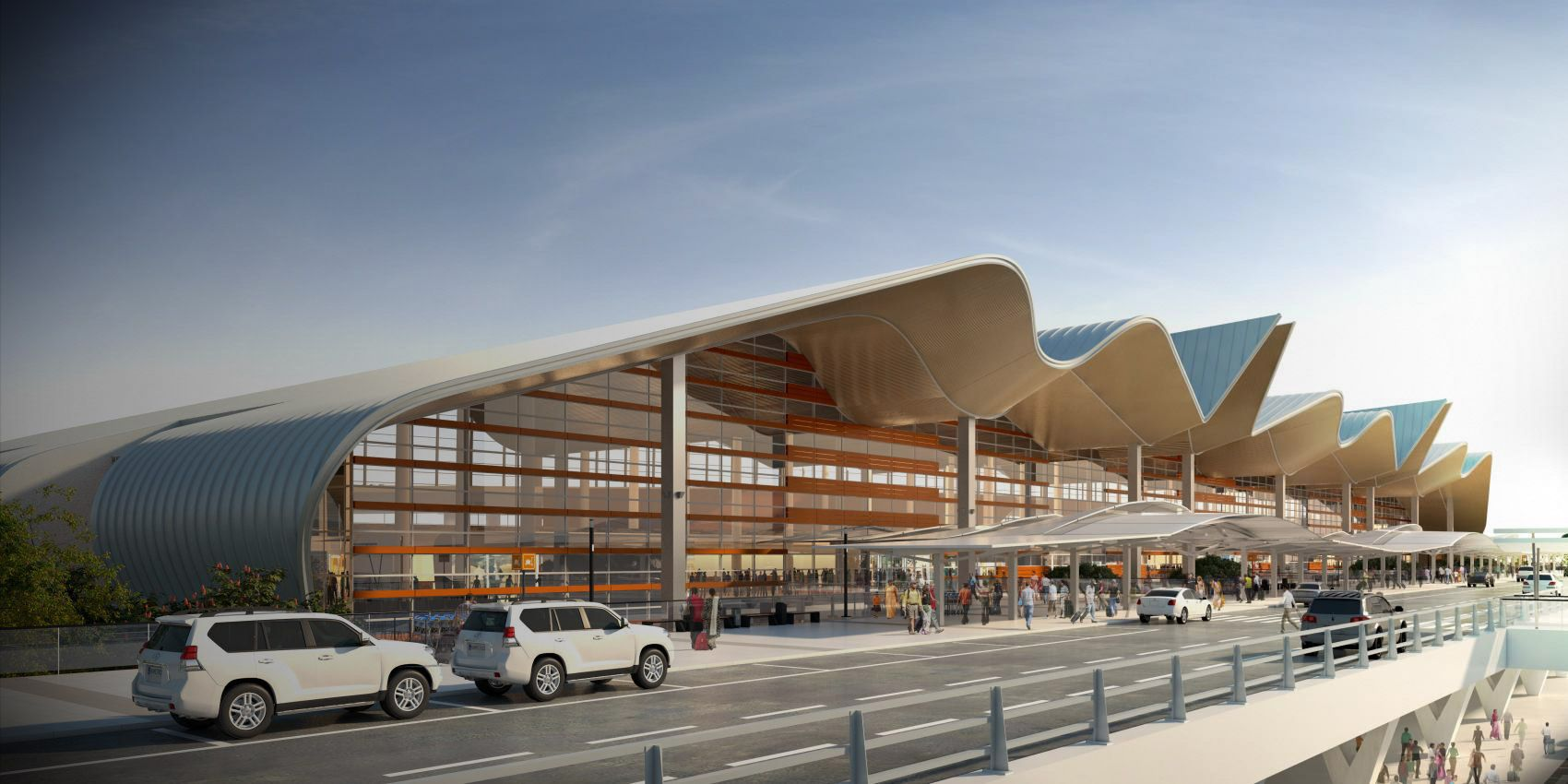 We believe that the airport of tomorrow needs to be an attractive and efficient hub, and the natural extension of the city connected to the world